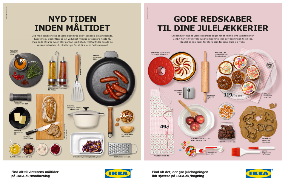 Ikea cooking baking